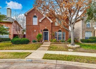 Pre Foreclosure in Irving 75063 STONECREST DR - Property ID: 1382685380