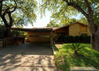 Pre Foreclosure in Austin 78723 CARSONHILL DR - Property ID: 1382692840