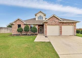 Pre Foreclosure in Haslet 76052 AUSTIN STONE DR - Property ID: 1382702911