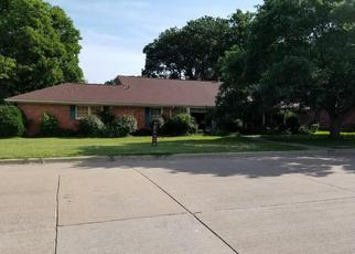 Pre Foreclosure in Fort Worth 76133 WONDER DR - Property ID: 1382780422