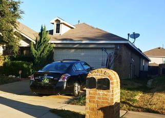 Pre Foreclosure in Fort Worth 76108 SIXPENCE LN - Property ID: 1382790494