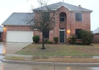 Pre Foreclosure in Mansfield 76063 SUMMER GROVE CT - Property ID: 1382791368