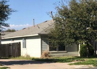 Pre Foreclosure in Manor 78653 BRIARCREEK LOOP - Property ID: 1382823792