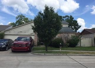 Pre Foreclosure in Houston 77072 BANDLON DR - Property ID: 1382936338