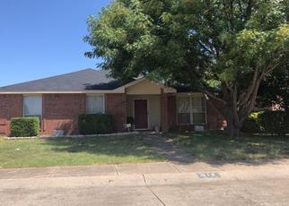 Pre Foreclosure in Duncanville 75137 SAN PEDRO AVE - Property ID: 1382976188
