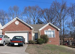 Pre Foreclosure in Nashville 37217 TWIN CIRCLE DR - Property ID: 1383132105