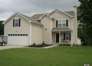 Pre Foreclosure in Clarksville 37042 MCALLISTER DR - Property ID: 1383138240