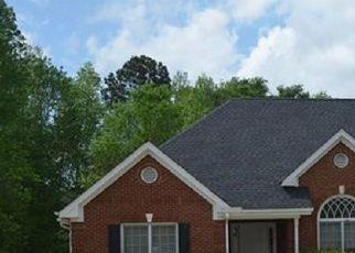 Pre Foreclosure in Covington 30016 WISTERIA WAY - Property ID: 1383414162