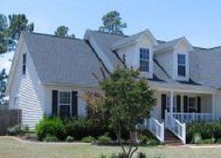 Pre Foreclosure in Cameron 28326 HAYDEN LN - Property ID: 1383558256