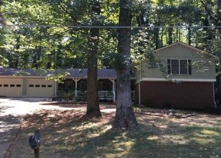 Pre Foreclosure in Stone Mountain 30087 RAVEN SPRINGS TRL - Property ID: 1383671707