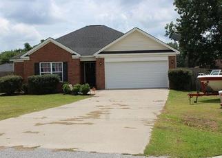 Pre Foreclosure in Glennville 30427 AUBURN CIR - Property ID: 1383716372