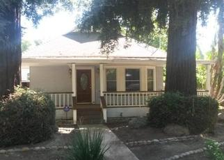 Pre Foreclosure in San Jose 95125 SETTLE AVE - Property ID: 1383805274