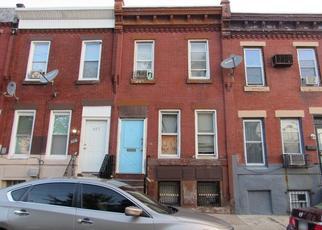 Pre Foreclosure in Philadelphia 19134 E CLEARFIELD ST - Property ID: 1384591898