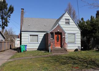 Pre Foreclosure in Portland 97203 N JERSEY ST - Property ID: 1385035999