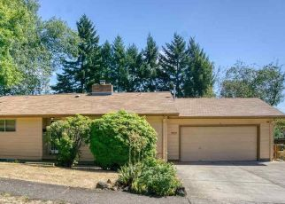 Pre Foreclosure in Corvallis 97330 NW ELIZABETH DR - Property ID: 1385072335