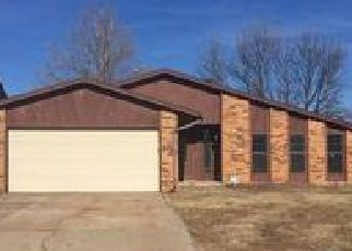 Pre Foreclosure in Oklahoma City 73162 NW 109TH TER - Property ID: 1385263290