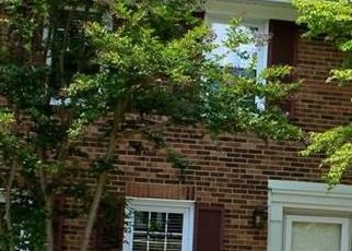 Pre Foreclosure in Winston Salem 27106 VALLEY CT - Property ID: 1385777928