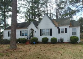 Pre Foreclosure in Ahoskie 27910 MEMORIAL DR E - Property ID: 1385793689