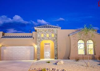 Pre Foreclosure in Las Cruces 88011 CHEYENNE DR - Property ID: 1386107716