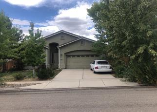 Pre Foreclosure in Reno 89523 HUNTER GLEN DR - Property ID: 1386225524