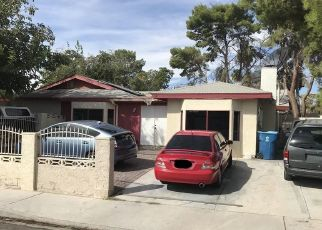 Pre Foreclosure in Las Vegas 89110 TRACI ST - Property ID: 1386232535
