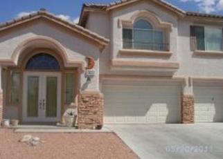 Pre Foreclosure in Las Vegas 89110 ALMA WHITE ST - Property ID: 1386236476