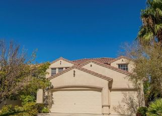 Pre Foreclosure in Henderson 89052 PASEO HILLS WAY - Property ID: 1386264959