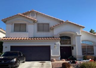 Pre Foreclosure in Las Vegas 89129 VARALLO ST - Property ID: 1386322314