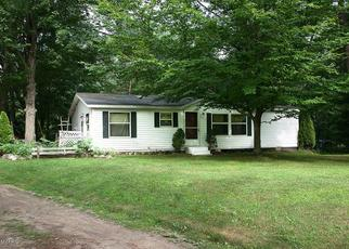 Pre Foreclosure in Barryton 49305 LOOKOUT ST - Property ID: 1386882939
