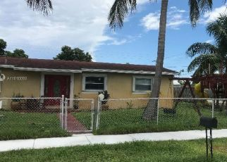 Pre Foreclosure in Opa Locka 33055 NW 173RD TER - Property ID: 1387114619