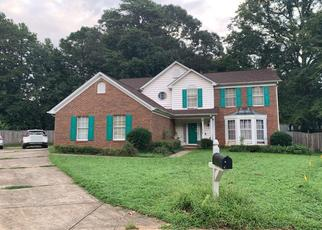 Pre Foreclosure in Matthews 28105 HICKORY KNOLL CT - Property ID: 1387245121