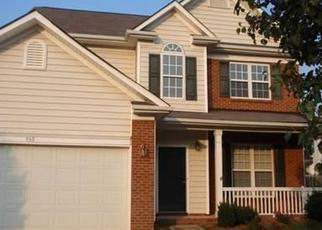Pre Foreclosure in Charlotte 28214 DANNYN GROVE CT - Property ID: 1387256516