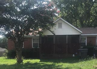 Pre Foreclosure in Charlotte 28208 REID AVE - Property ID: 1387259584