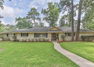 Pre Foreclosure in Kingwood 77339 SAINT ANDREWS RD - Property ID: 1387808814