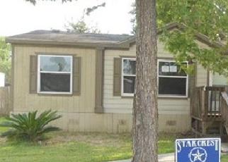 Pre Foreclosure in Santa Fe 77510 VISTA REAL - Property ID: 1387818887