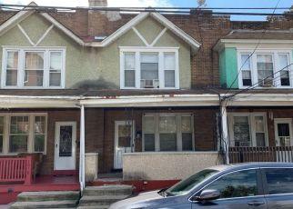 Pre Foreclosure in Allentown 18102 SPRING GARDEN ST - Property ID: 1387977870