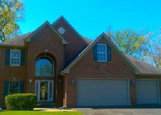 Pre Foreclosure in Flossmoor 60422 RICHARDS CT - Property ID: 1388189397