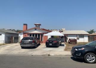 Pre Foreclosure in Wasco 93280 CAMELLIA ST - Property ID: 1388524452