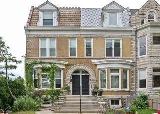 Pre Foreclosure in La Grange 60525 S MADISON AVE - Property ID: 1389537937