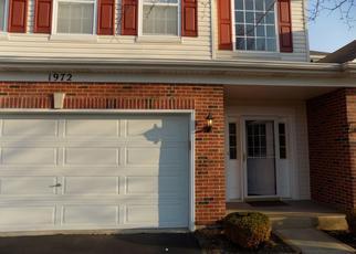 Pre Foreclosure in Romeoville 60446 W COBBLESTONE RD - Property ID: 1389619379