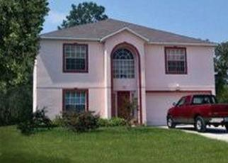 Pre Foreclosure in Brooksville 34614 LIBERTO RD - Property ID: 1389818218