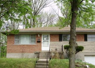 Pre Foreclosure in Cincinnati 45239 PONDEROSA DR - Property ID: 1389920270