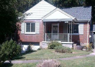 Pre Foreclosure in Cincinnati 45230 SALEM RD - Property ID: 1389945232