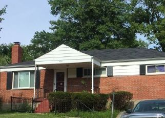 Pre Foreclosure in Cincinnati 45248 RYBOLT RD - Property ID: 1389960121