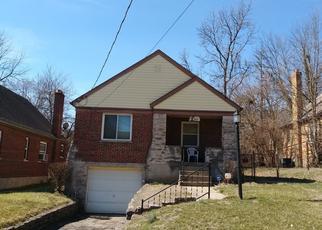 Pre Foreclosure in Cincinnati 45224 ARGUS RD - Property ID: 1389962763
