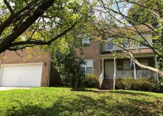Pre Foreclosure in Greensboro 27406 CLOVELLY DR - Property ID: 1390070951