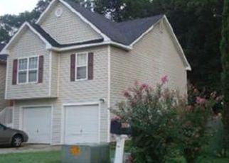 Pre Foreclosure in Loganville 30052 BEAVERTON CIR - Property ID: 1390171226