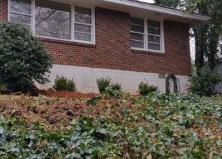 Pre Foreclosure in Decatur 30030 WESTCHESTER DR - Property ID: 1390210208