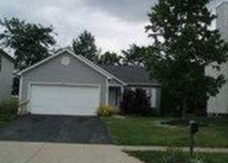 Pre Foreclosure in Reynoldsburg 43068 DEWFALL DR - Property ID: 1390342480