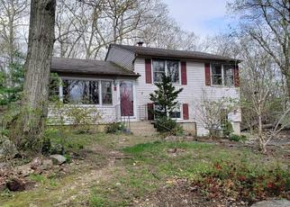 Pre Foreclosure in Monroe 06468 BIRCHWOOD LN - Property ID: 1390584684